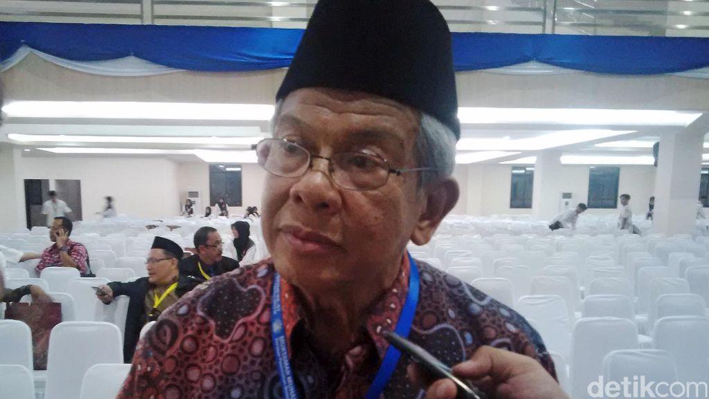 Cerita AM Fatwa Soal Sejarah Kedekatan PAN dan Muhammadiyah