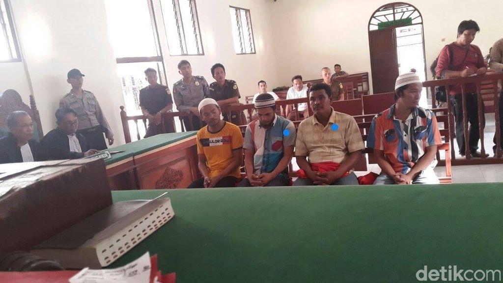 Hari Ini, Total 6 Bandar Ganja yang Dipenjarakan hingga Mati di Sumut