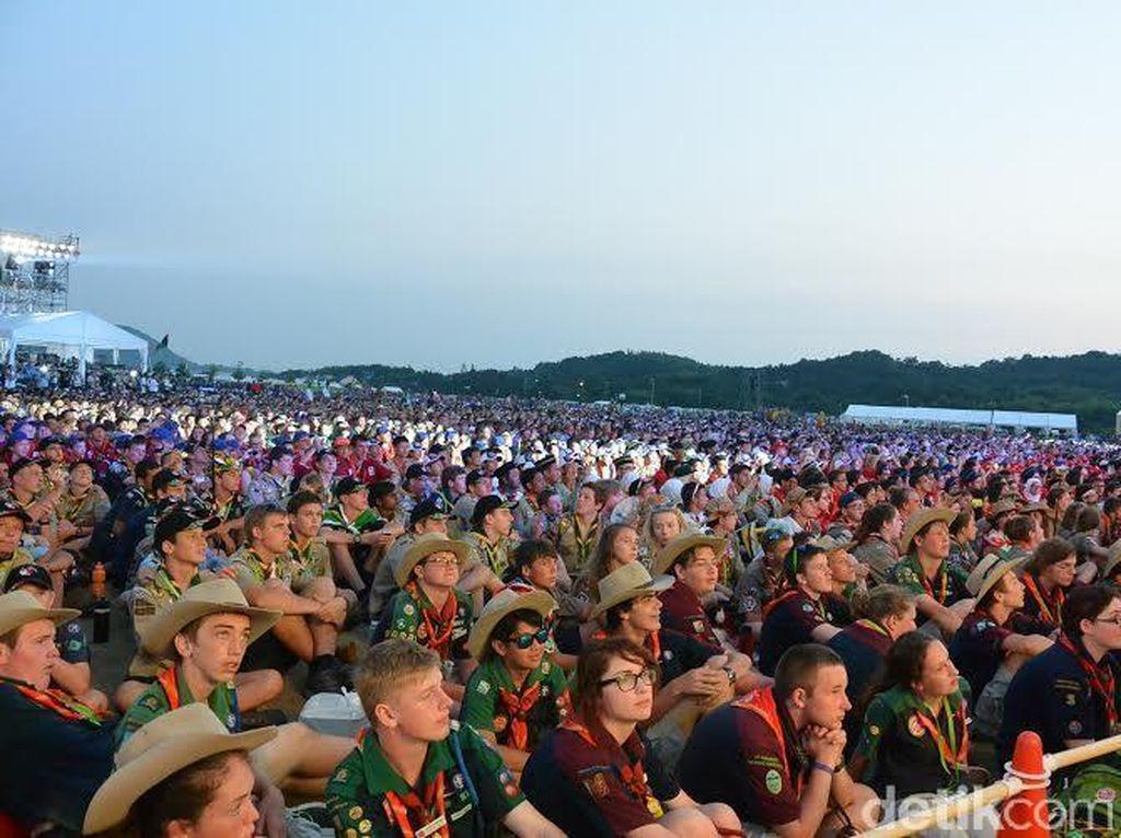 Jambore Pramuka Dunia: Menjangkau Semangat Kebersamaan