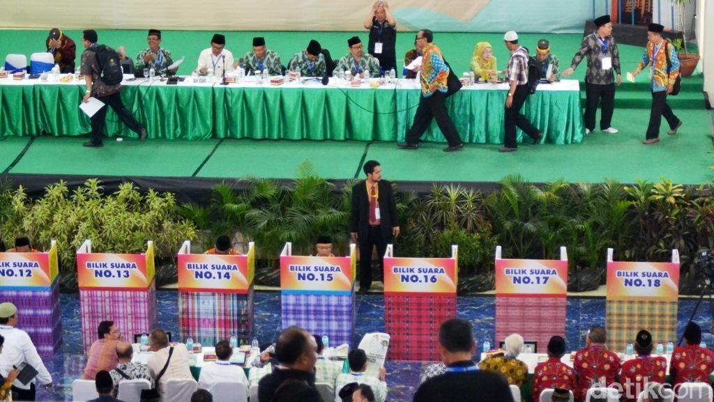 Pemilihan 13 Anggota PP Muhammadiyah Selesai, Dihitung Malam Ini
