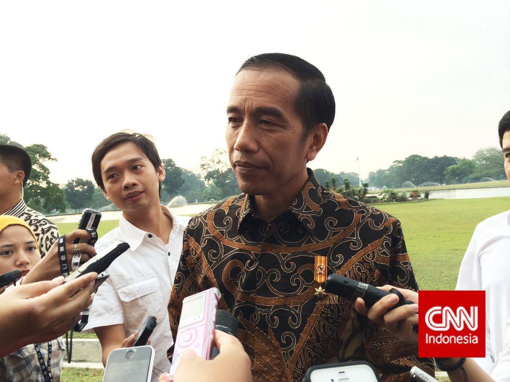 Soal Pasal Penghinaan Presiden, Jokowi: Terserah di Dewan, Itu Aja Kok Ramai
