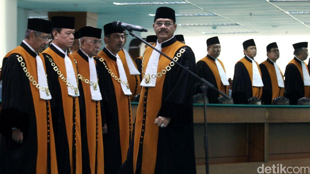 Ketua MA Beri Sinyal Rekrutmen Hakim Tidak Libatkan KY