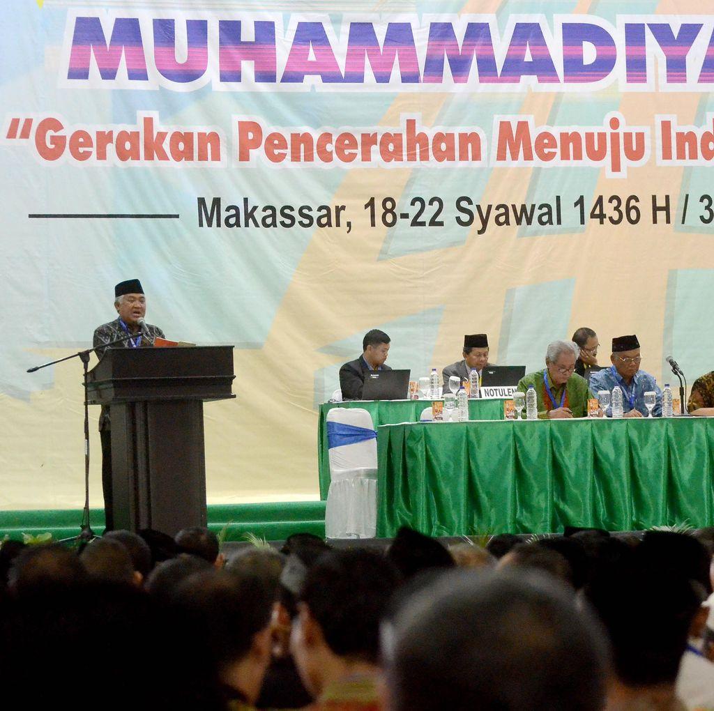 Begini Cara 13 Anggota Tentukan Ketua Umum PP Muhammadiyah
