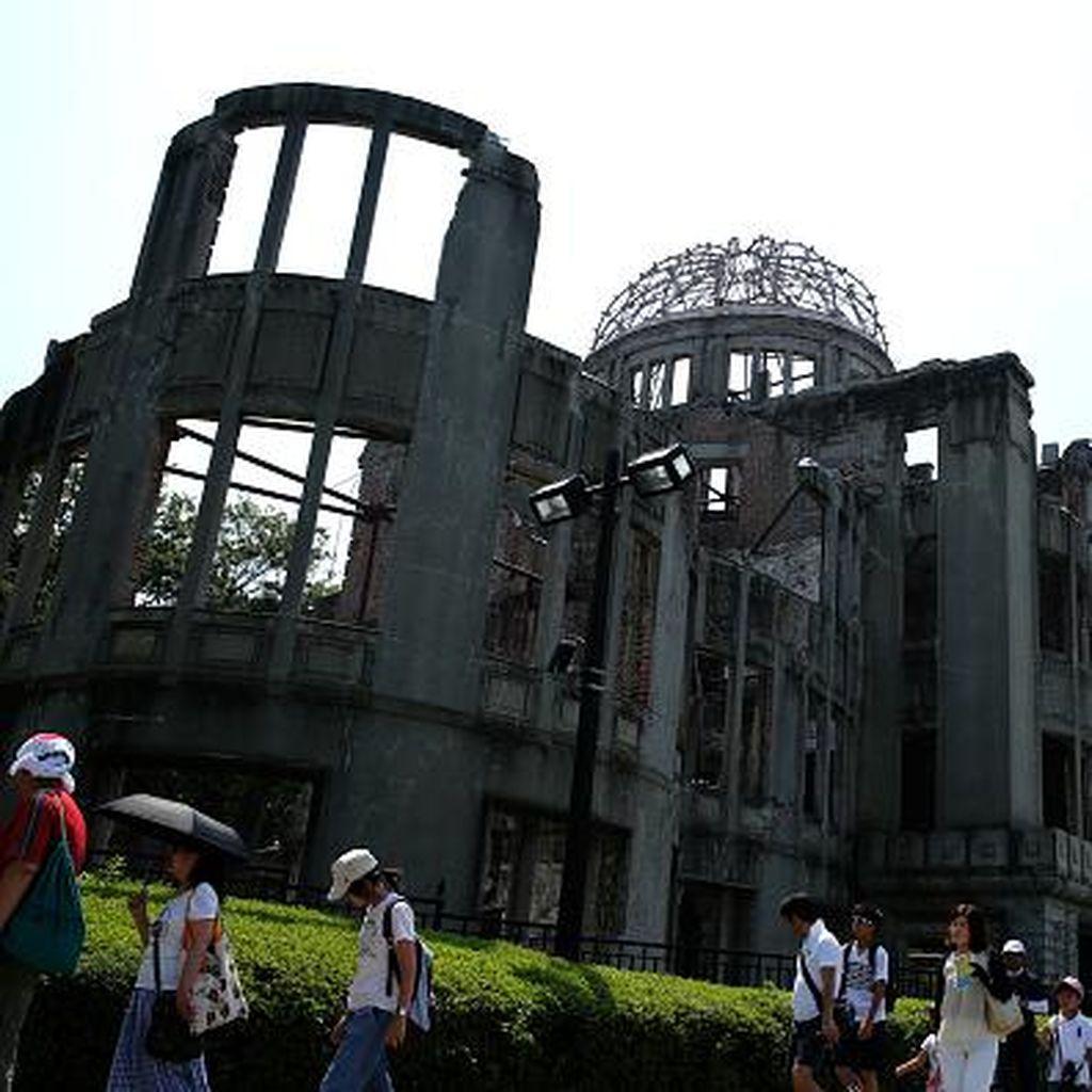 Bom Hiroshima, Awal Perang Dingin dan Ajakan Musnahkan Senjata Nuklir