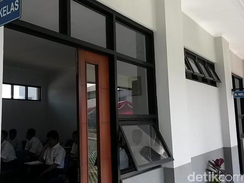 Begini Suasana Sekolah Napi Anak di LPKA Bandung