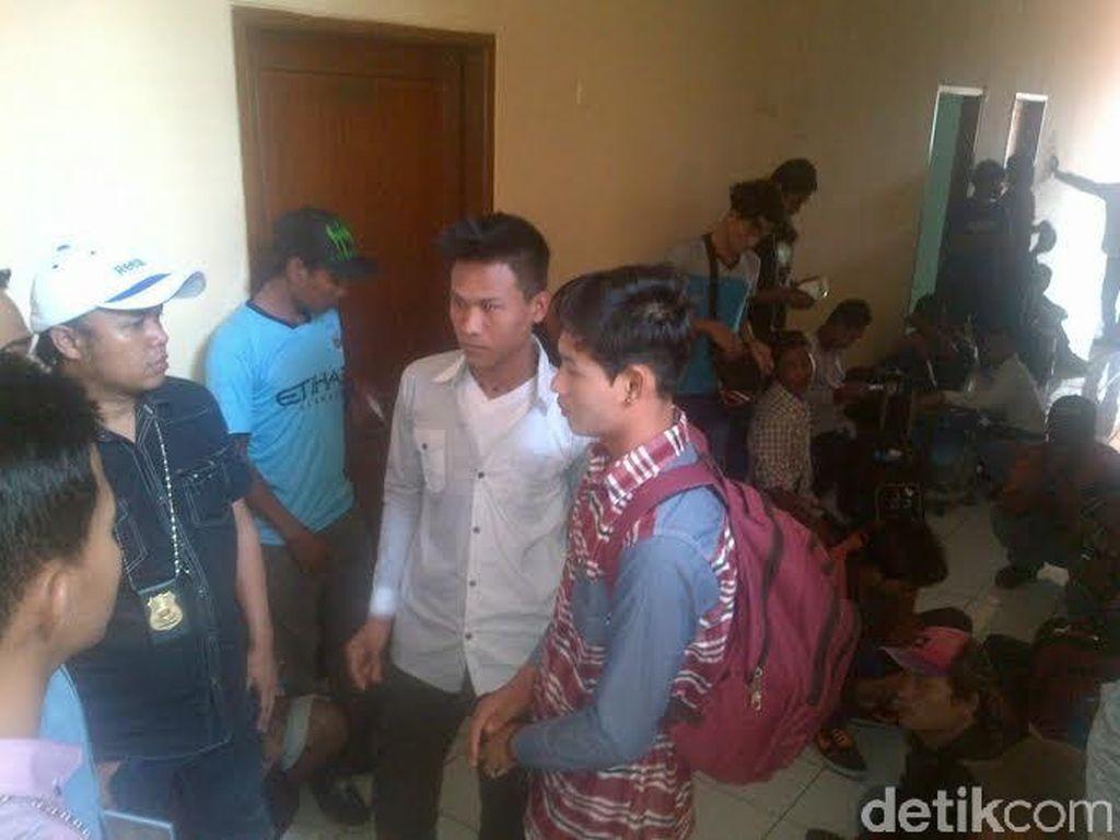 Bareskrim Evakuasi 45 ABK WN Myanmar, Diduga Korban Perdagangan Orang