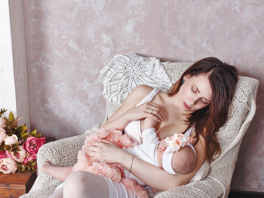 Kisah Ika Berikan ASI Bayinya yang Down Syndrome dan Jantung Bocor