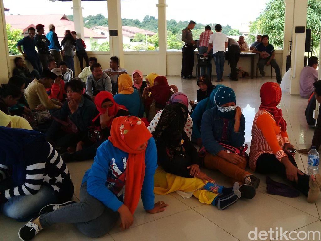 64 Calon TKI Illegal Asal Madura Diamankan di Batam
