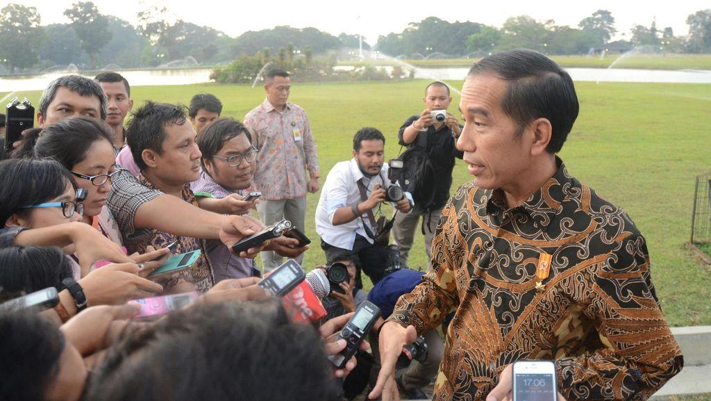 Pasal Penghinaan Presiden Bersifat Feodal? Ini Kata Jokowi