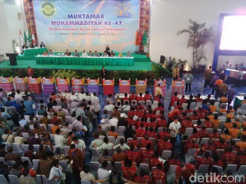 Muhammadiyah Mulai Gelar Pemilihan 13 Anggota Pimpinan Pusat