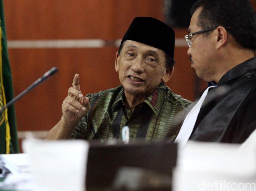 Fuad Amin Pinjam Nama Santri untuk Beli Tanah di Bangkalan
