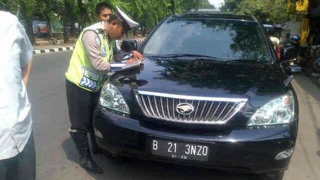 Polisi Gencar Razia, Tindak Kendaraan Rakitan Hingga Lexus