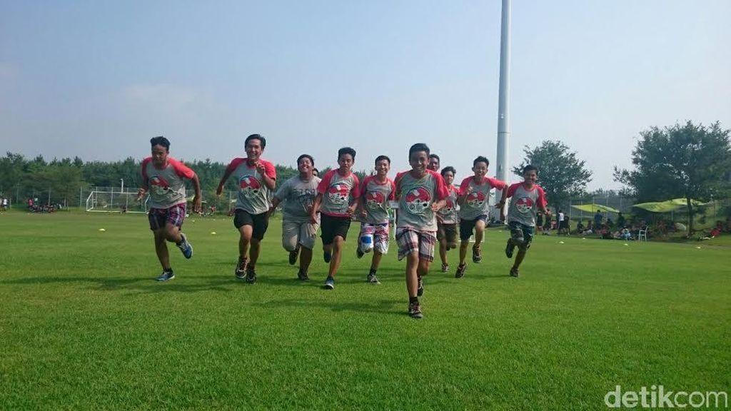 Tanding Bola di Jambore Dunia, Indonesia 3 Kali Menang Lawan AS, Inggris dan Jepang