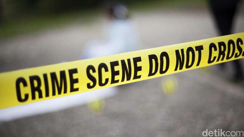 Anggota Brimob Tewas Ditembak di Dekat ATM di Lampung