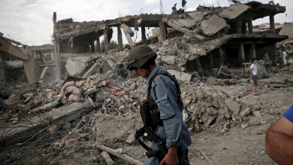 42 Orang Tewas Akibat Serangkaian Serangan Teror di Afghanistan