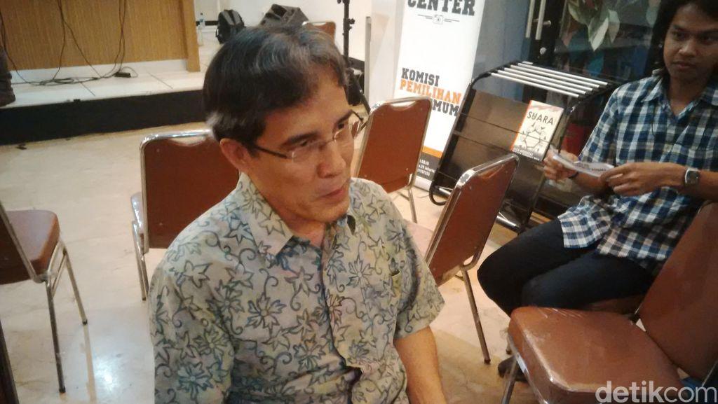 KPU Surati Jokowi Soal Kekerasan yang Menimpa KPU Daerah di Pilkada