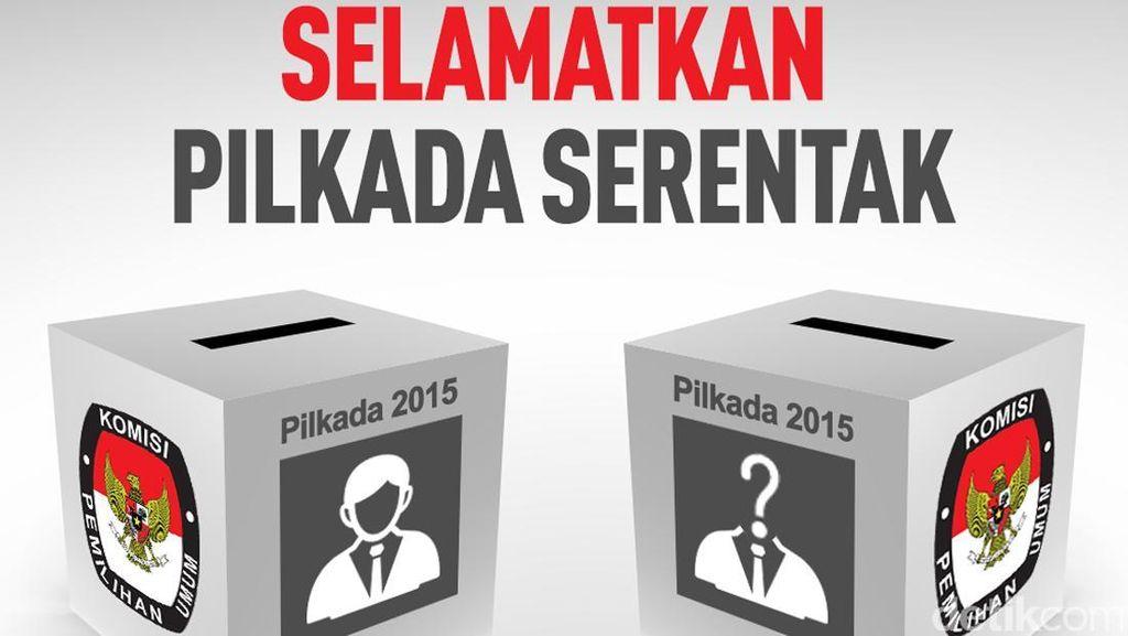3.398 TPS untuk Pilkada Serentak di Jawa Tengah Masuk Kategori Rawan