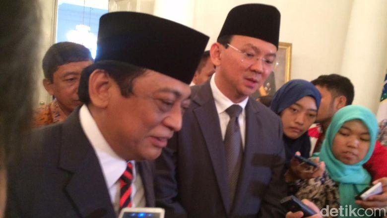 Ahok Berencana Jadikan Islamic Center Tujuan Wisata Religi