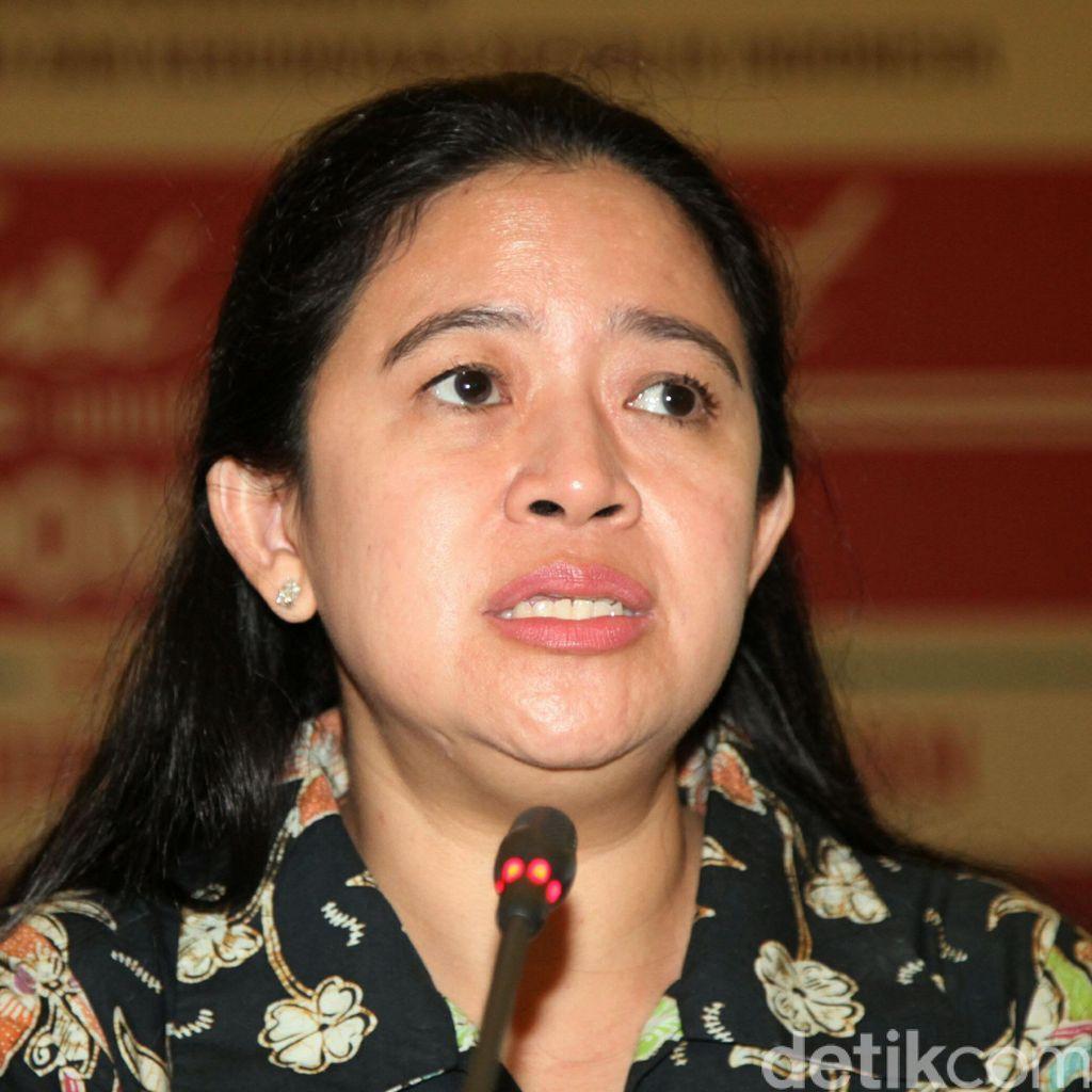 DPR Revisi UU KPK, Puan: Kalau Sangat Urgent dan Menguatkan KPK Saya Dukung