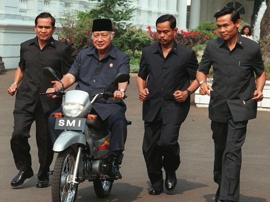 MA Selesaikan Putusan Yayasan Soeharto, Supersemar Dihukum Rp 4,4 Triliun