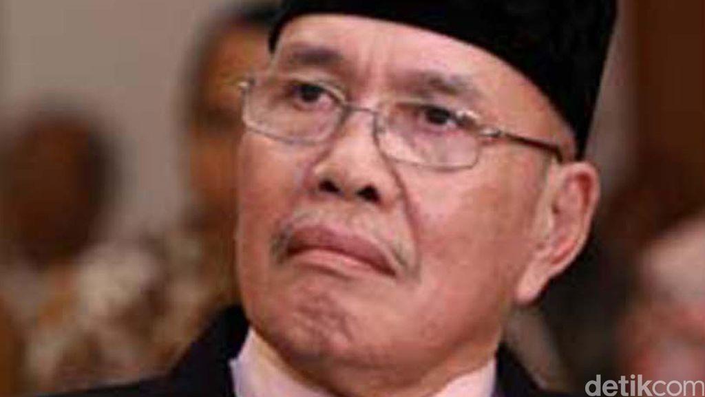 Jokowi Perpanjang Masa Kerja Hakim Pemvonis Anas Urbaningrum