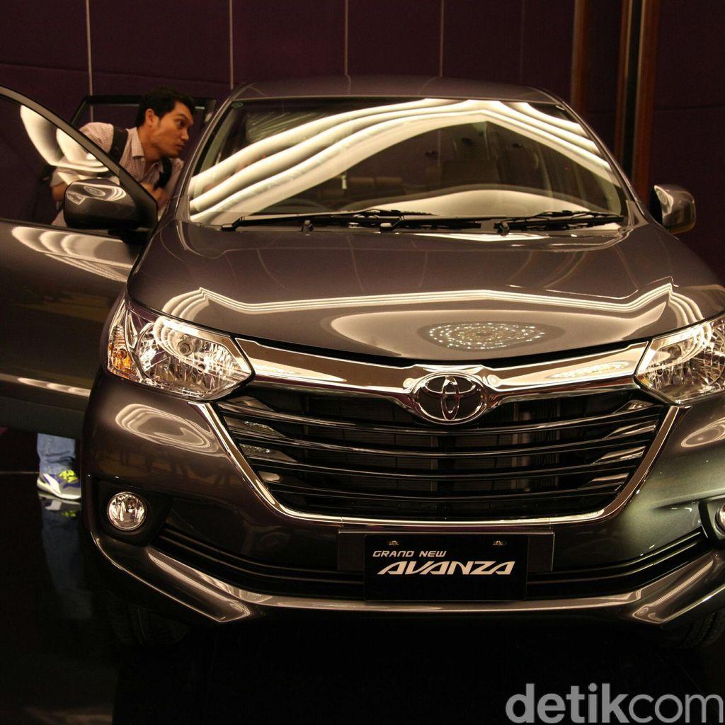20 Mobil Terlaris di Indonesia per Januari 2016