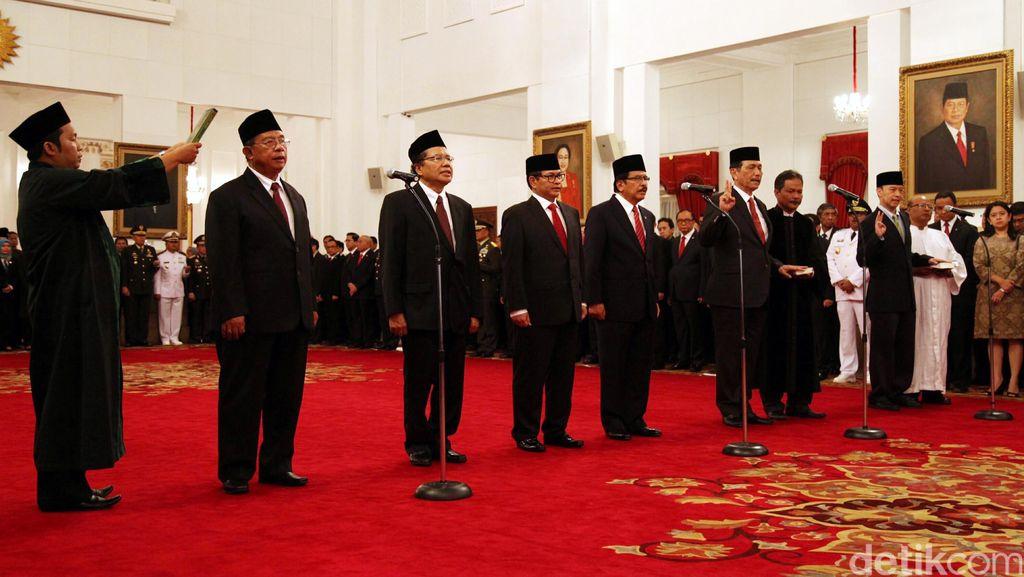 Sudah Dikantong Jokowi, Siapa Kepala Staf Kepresidenan Pengganti Luhut?