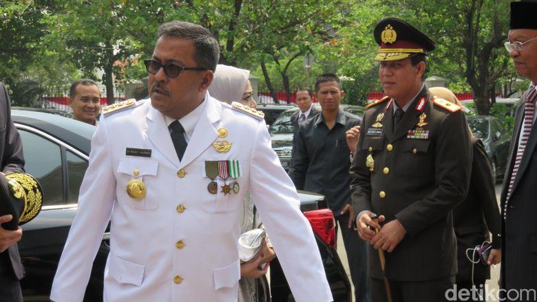 Siang Ini Presiden Jokowi Lantik Rano Karno Jadi Gubernur Banten