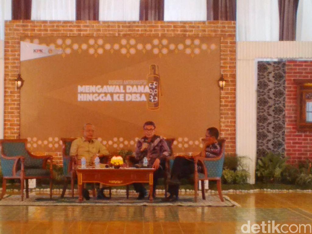KPK: Yogyakarta Lebih Siap Terima Dana Desa Dibanding Daerah Lain