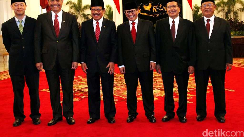 Reshuffle Kabinet, Demokrat Yakin Kondisi Indonesia Membaik