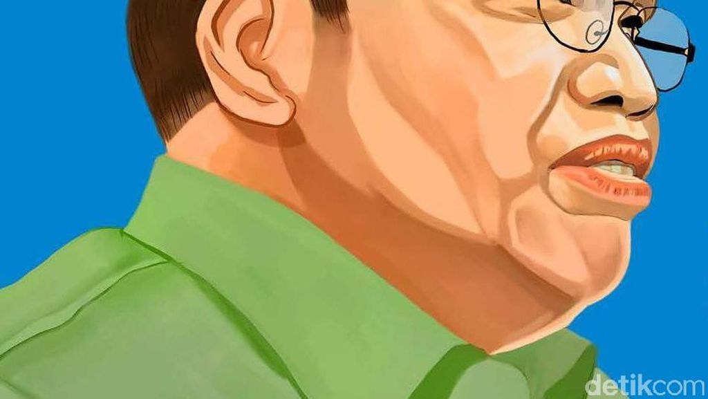 Ketua DJSN Chazali Situmorang: Tak Mungkin Ada BPJS Syariah