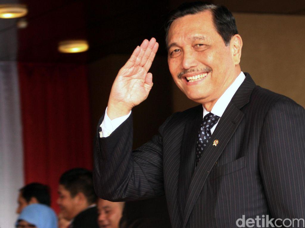Ini Pembicaran Antara Mantan Menteri Era Soeharto dan Gus Dur dengan Luhut