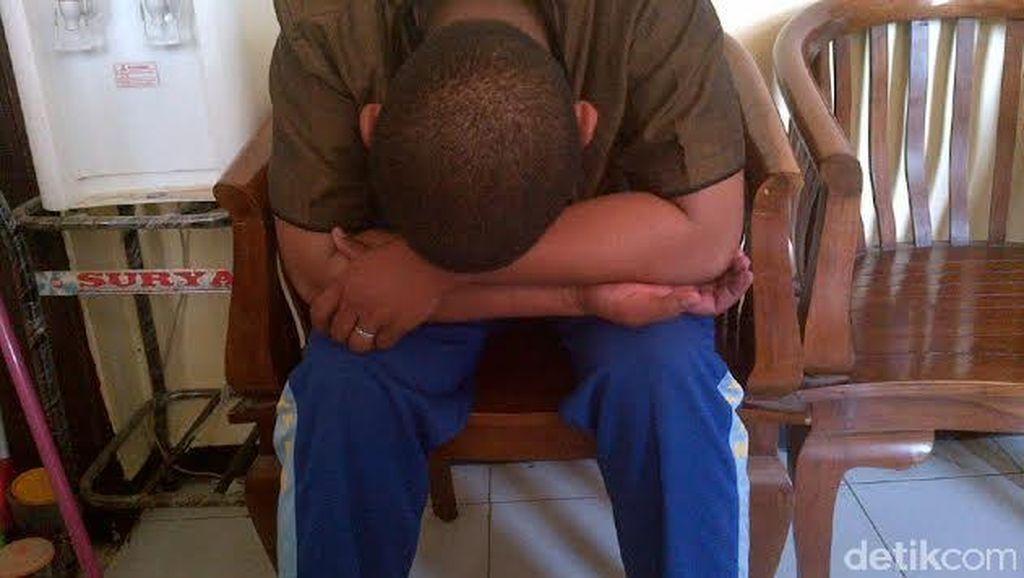 Curi Cincin Pasien, Oknum Karyawan RSU Situbondo Ditangkap