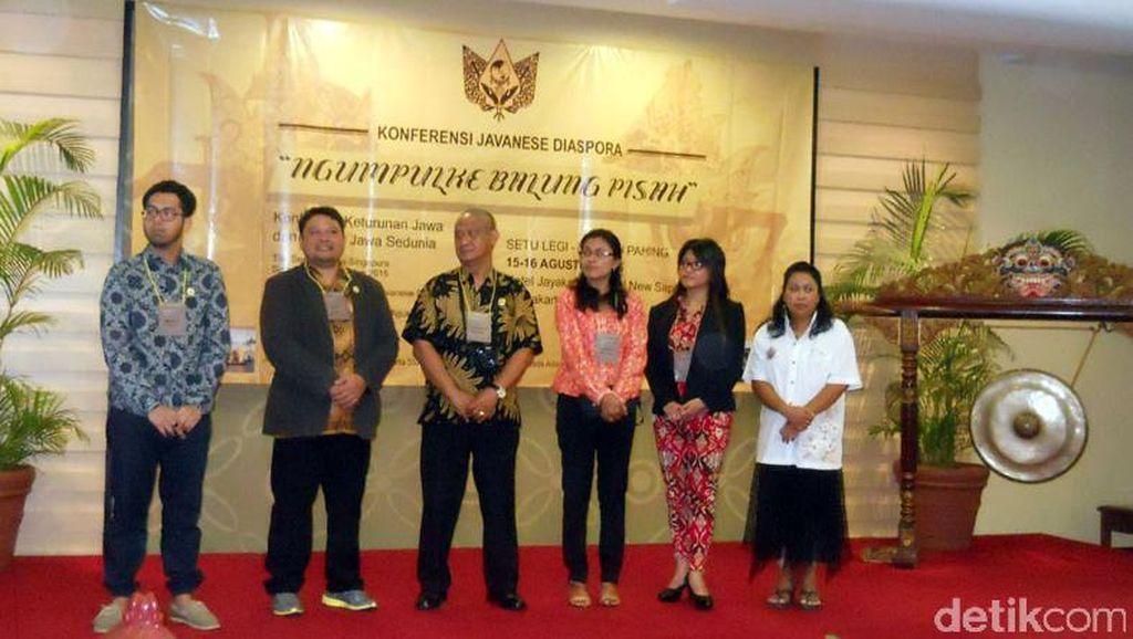 Keturunan Jawa dari Berbagai Negara Bertemu dalam Javanese Diaspora di Yogya