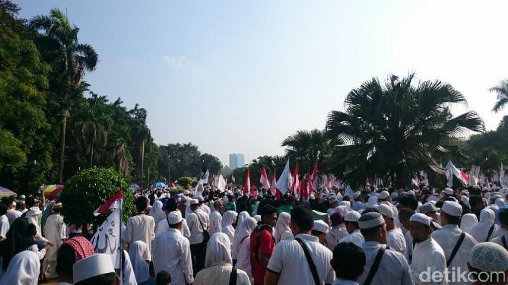 FPI dan Ormas Islam Lain Gelar Parade Tauhid dari GBK Hingga Bundaran HI