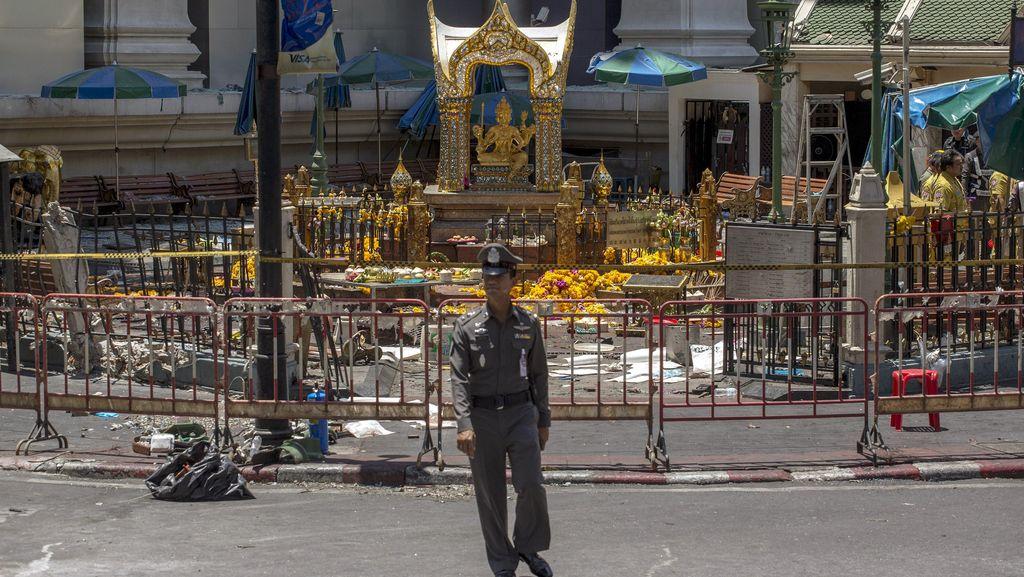 Jenazah Korban Bom Bangkok Tiba di Tanah Air Sore ini
