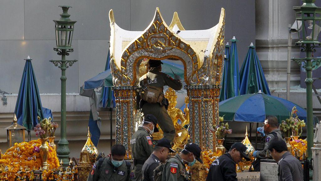 Satu Lagi Tersangka Bom Bangkok Ditangkap Polisi Thailand