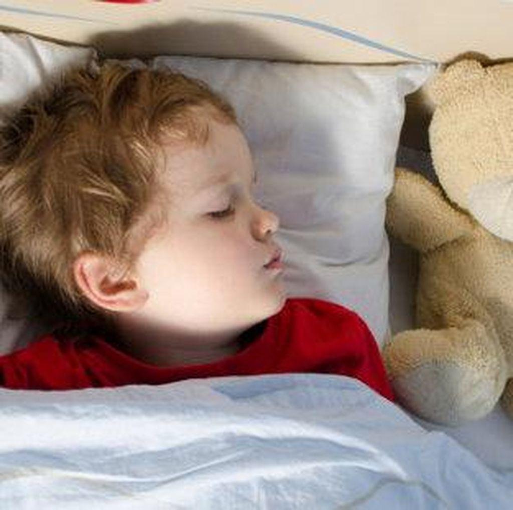 Studi: 22 Persen Anak Mengalami Masalah Tidur Saat Pertama Kali Masuk Sekolah