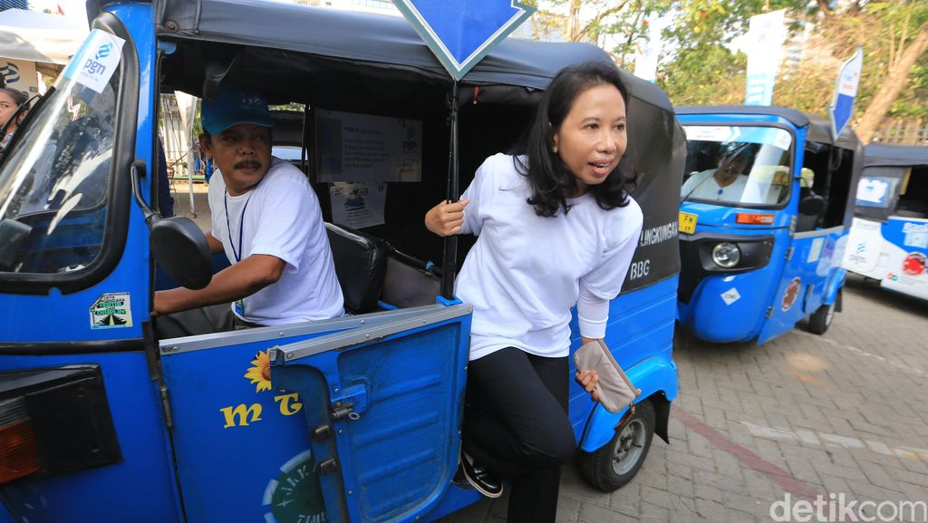 Rini Soemarno Telepon Kapolri Konfirmasi Penggeledahan Pelindo II