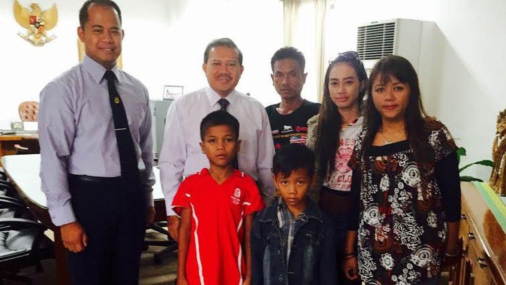 Rafi Ahmad Obati Lapar dengan Tidur Saat Terapung 8 Hari di Laut Filipina