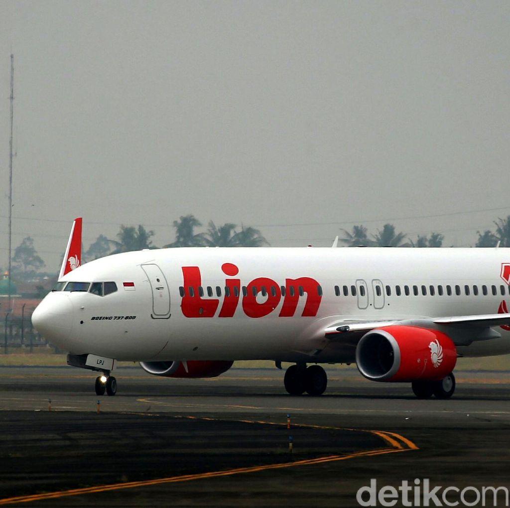Beralasan Cuaca Buruk, Lion Air Yogya-Bandung Delay 6 Jam