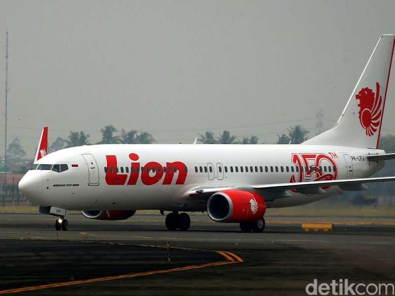 Ini Penjelasan Lion Air Soal Pesawatnya yang Gangguan Teknis di Makassar