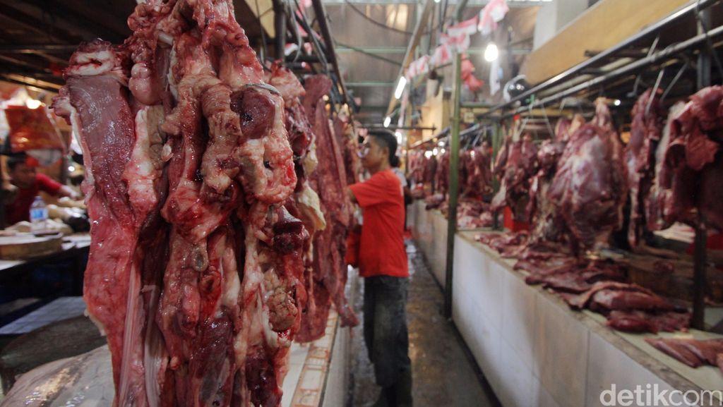 Polisi Kesulitan Rumuskan Pasal untuk Importir Daging Sapi