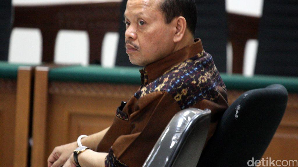 Ini Alasan Hakim Nyatakan Sutan Tidak Terbukti Terima Rp 50 Juta dari Jero
