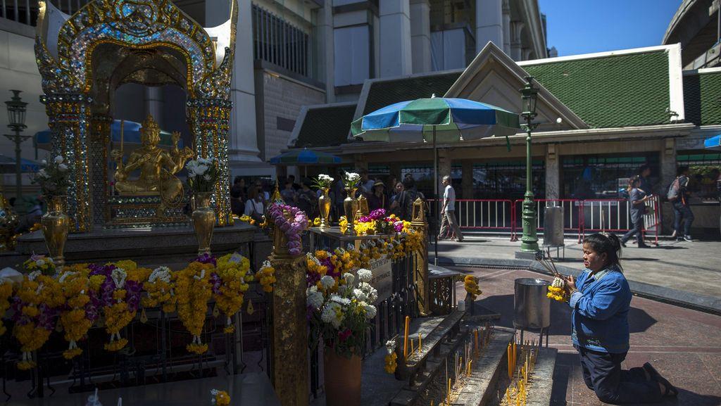Kemlu Minta WNI yang Ada di Bangkok Lebih Waspada
