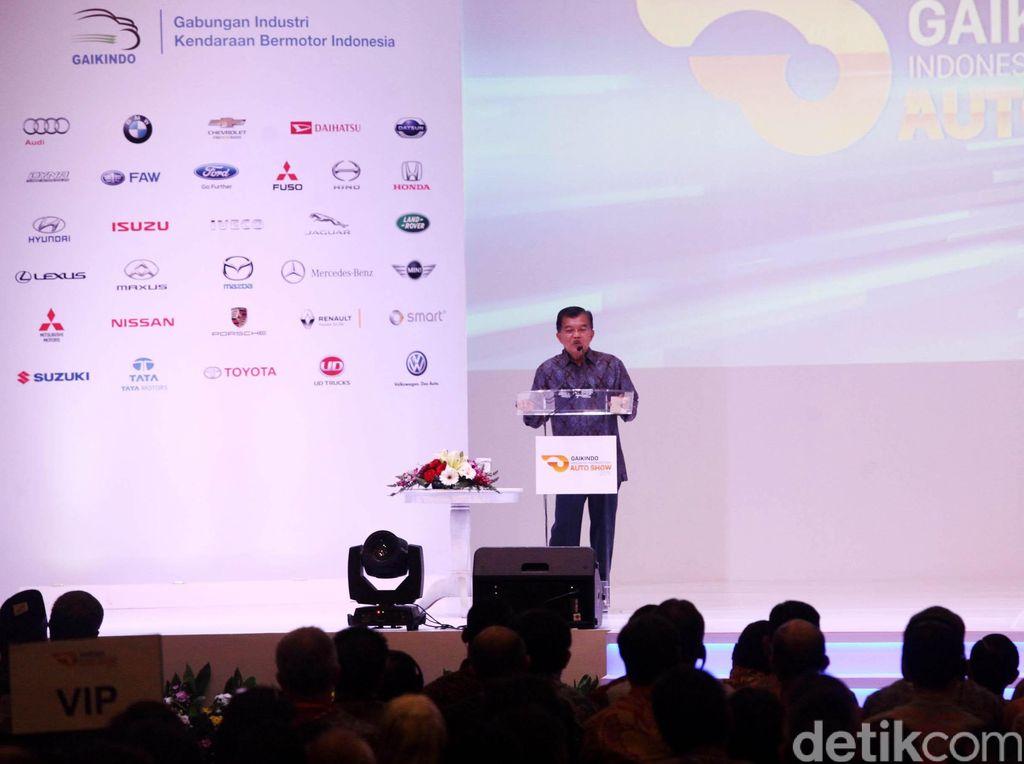 Bicara di World Peace Forum, JK: Perang Timbulkan Kemiskinan