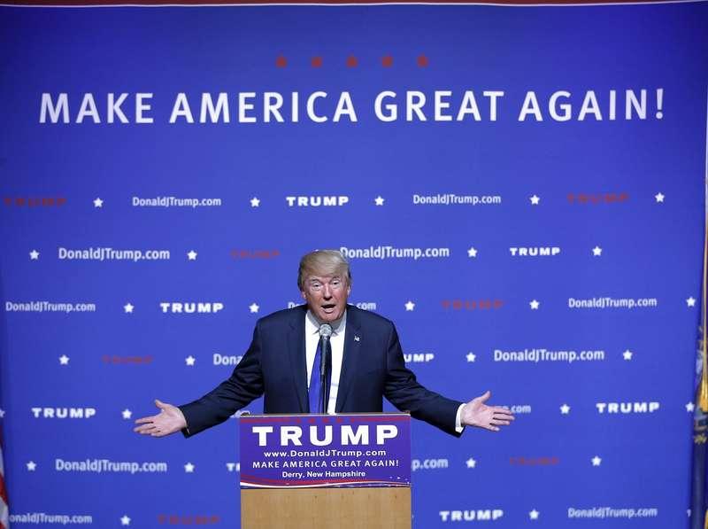 Donald Trump: Bukan Masalah Senjata, Tapi Gangguan Mental