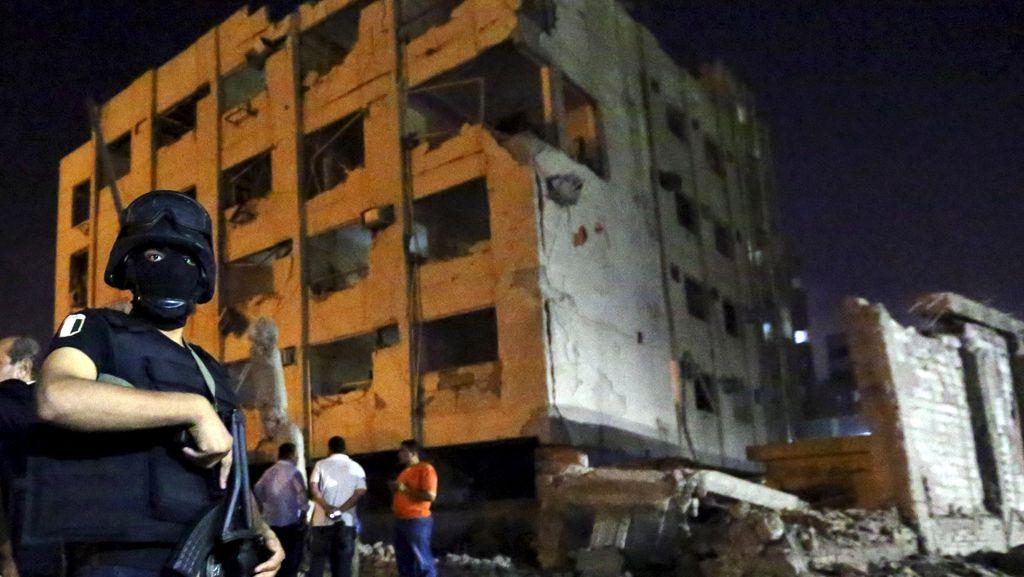 Ledakan Rusak Gedung Pemerintah di Kairo, Korban Luka Jadi 29 Orang