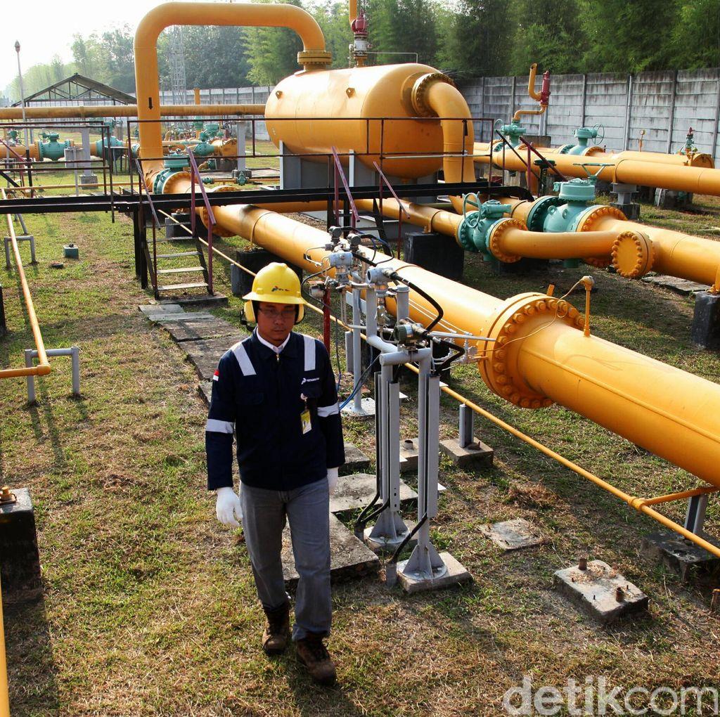 Kemenperin: Kalau Harga Gas Nggak Turun, Industri Kita Rontok