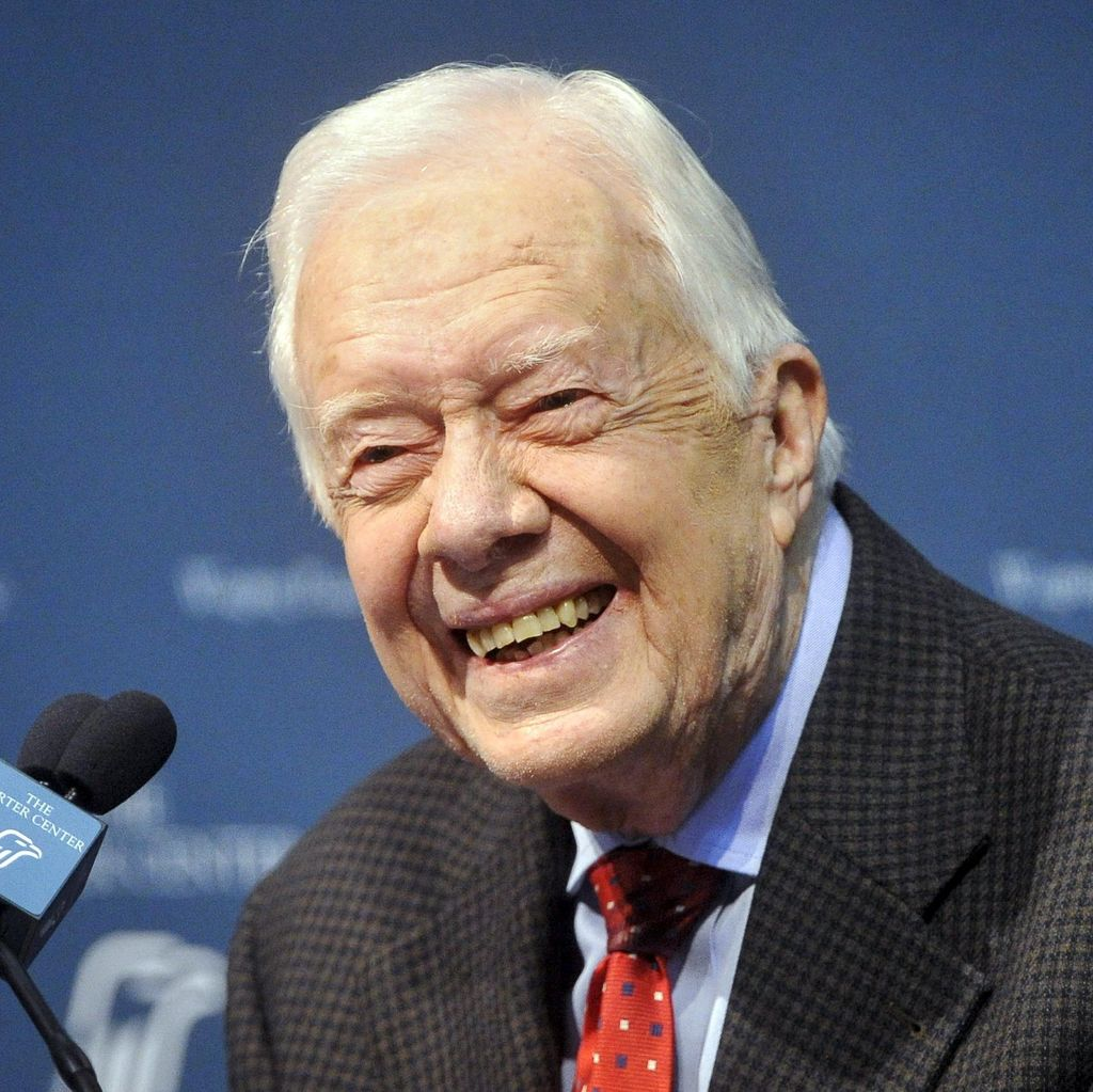 Mantan Presiden AS Jimmy Carter Kecam Kampanye Trump yang Sarat Rasialisme